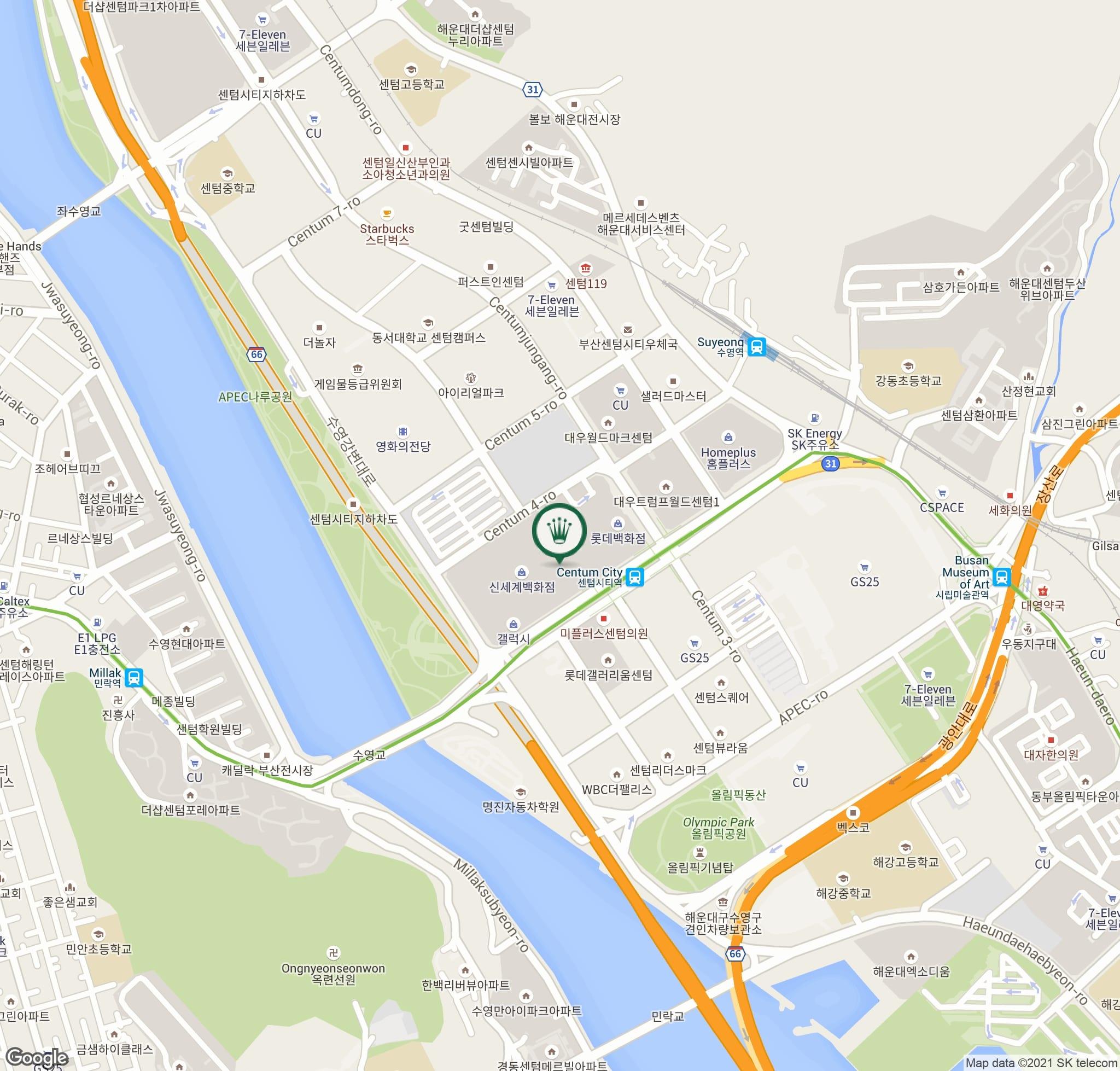 명보사 지도